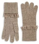 UGG Fringed Gloves