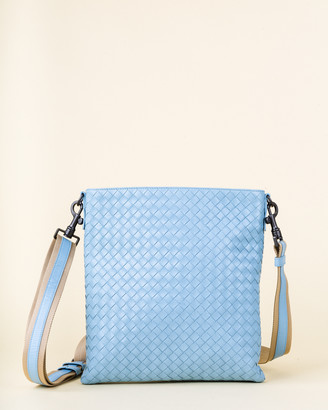 Bottega Veneta Ciel Intrecciato VN Crossbody Bag