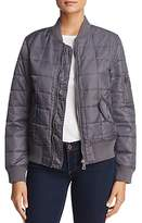Fillmore Quilted Bomber Jacket