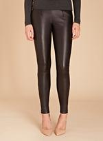 Isabella Oliver Aldridge Leather Trousers