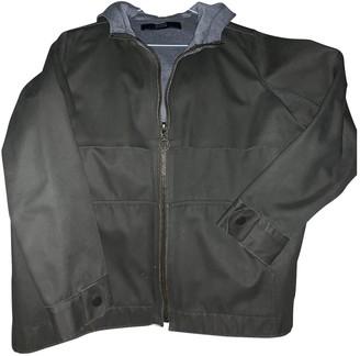 Zara Khaki Denim - Jeans Jacket for Women