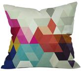 DENY Designs Modele 7 Throw Pillow