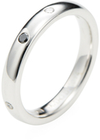 0.05 Total Ct. Diamond Band Ring