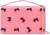 Moschino bow cross body bag