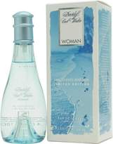 Davidoff COOL WATER SEA SCENTS AND SUN by for WOMEN: EDT SPRAY 3.4 OZ