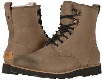 UGG Hannen TL (Dark Tan) Men's Lace-up Boots