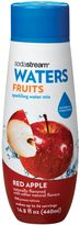 Sodastream Water Fruits Red Apple Flavored Sparkling Drink Mix