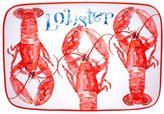 Certified International Beach House Lobster Serving Platter