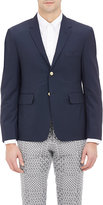 Thom Browne Men's Two-Button Sportcoat-NAVY