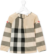 Burberry Aggy top - kids - Cotton - 4 yrs