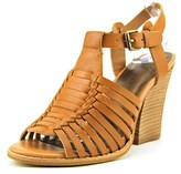 Very Volatile Route Open Toe Leather Sandals.