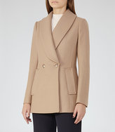 Reiss Malika Shawl-Collar Coat