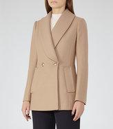 Reiss Malika Shawl-Collar Coat