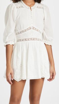 LoveShackFancy Leno Dress
