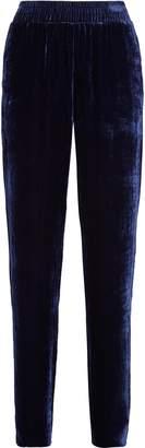 Dion Lee Velvet Straight-leg Pants