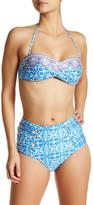 Nanette Lepore Seaside Pin-Up Brief Bikini Bottom