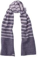 Ralph Lauren Striped Blanket Scarf