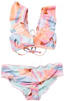 Thumbnail for your product : Raisins Pali 2-Piece Ruffle Bikini Set