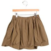 Acne Studios Girls' Gathered A-Line Skirt w/ Tags