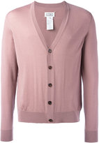 Maison Margiela knitted cardigan - men - Wool - L