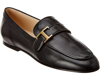 Tod's TodS Gommino Leather Loafer
