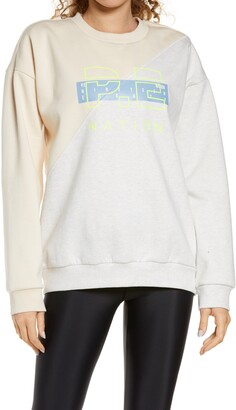P.E Nation First Position Graphic Sweatshirt