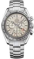 Omega Men's 3581.30.00 Speedmaster Broad Arrow GMT Automatic Chronometer Chronograph Dial Watch