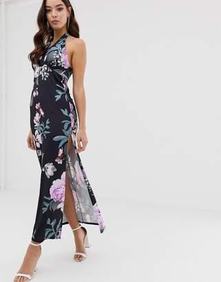 Lipsy floral maxi dress-Multi