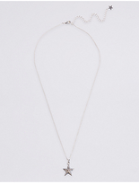 M&S Collection Star Necklace