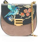 Etro oriental printed shoulder bag