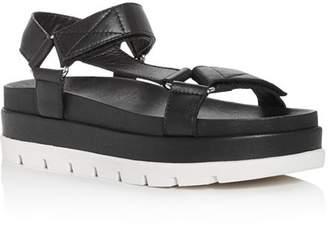 J/Slides Women's Blakely Platform Sandals