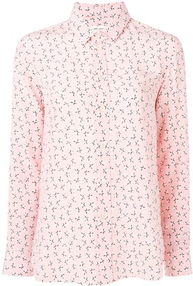 Saint Laurent Stars Print Shirt
