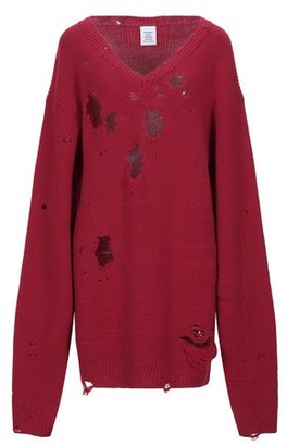 Vetements Sweater