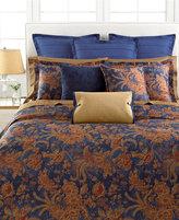Lauren Ralph Lauren CLOSEOUT! Indigo Bali King Flat Sheet