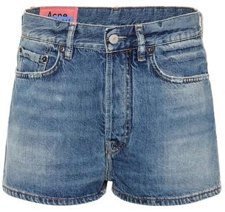 Acne Studios Bla Konst denim shorts