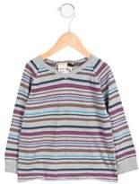Ikks Boys' Striped Long Sleeve Sweater