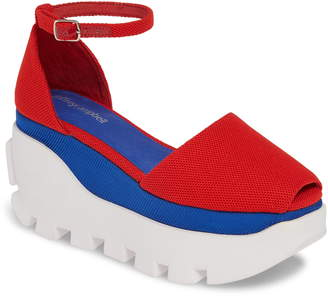 Jeffrey Campbell Fuse Flatform Sandal