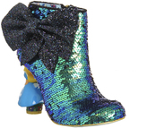 Irregular Choice Who In The World Am I? Heel