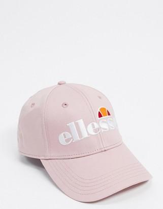 Ellesse Ragusa cap in pink