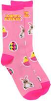 K. Bell Happy Easter Crew Socks - Women's