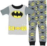 AME Sleepwear DC Comics Little Boys' Batman Short Sleeve Pajamas