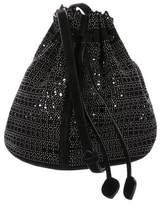 Alaia Suede Bucket Bag