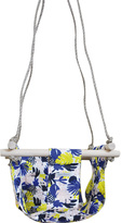 APRIL ELEVEN Floral Cotton Swing