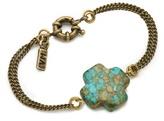 Vanessa Mooney Mosaic Cross Bracelet