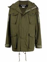Thumbnail for your product : Junya Watanabe The Who-print parka coat