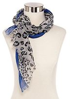 JCPenney Leopard Print Scarf