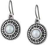 Lucky Brand Pearl Small Drop Earrings Earring