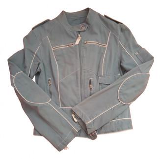 Marc Jacobs Khaki Cotton Jackets