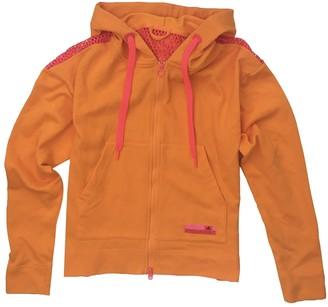Stella Mccartney Pour Adidas Orange Cotton Jacket for Women