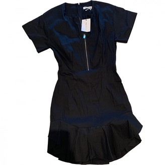Etoile Isabel Marant Black Linen Dresses